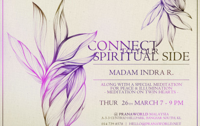 Connect To Your Spiritual Side (26 Mar 2015)