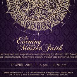 Master Faith 17 April 2015