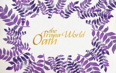 the Prana World Oath
