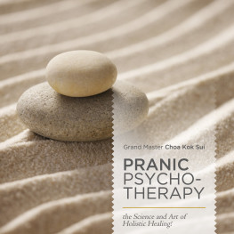 Pranic Psychotherapy Workshop
